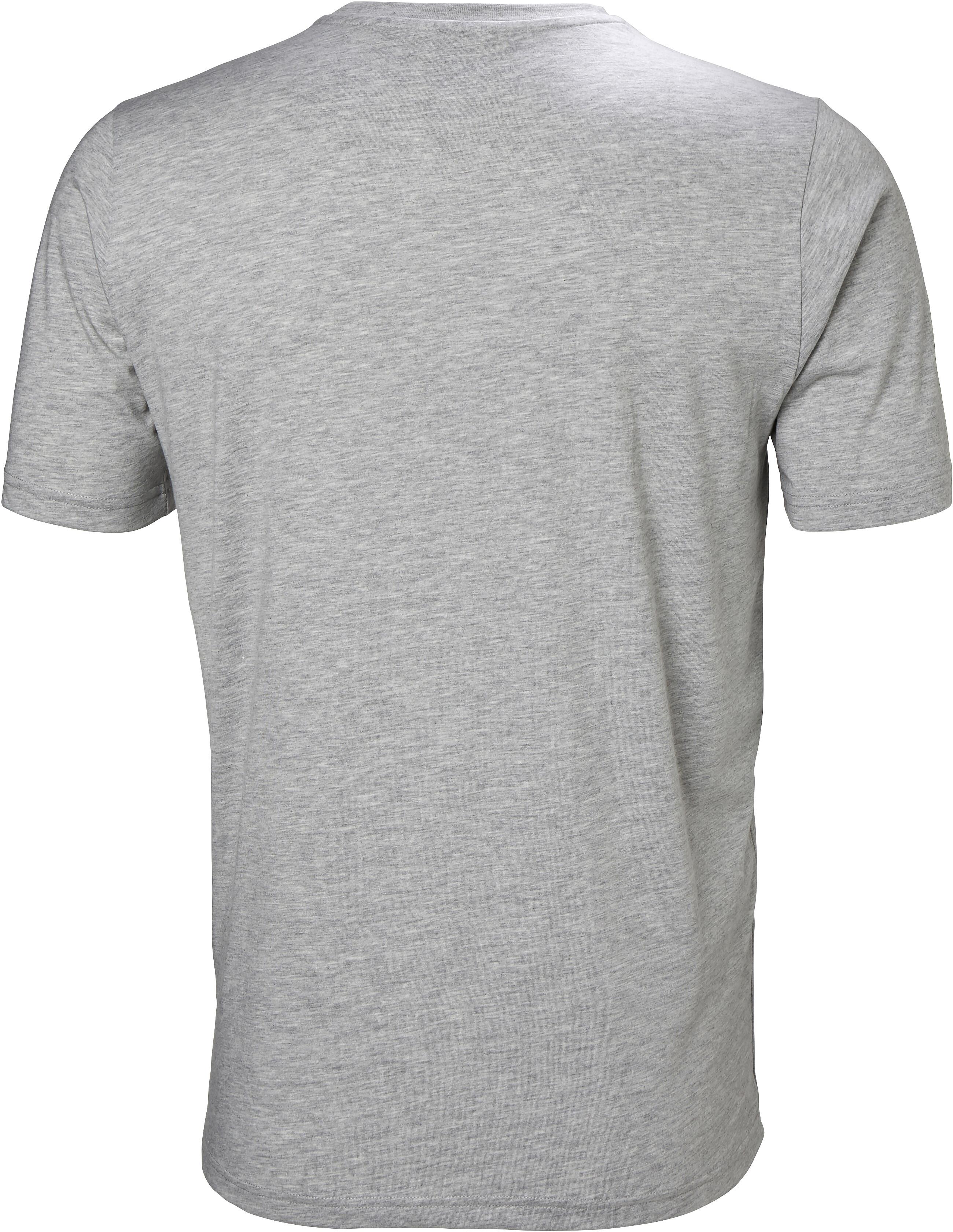 Helly Hansen HH Logo Bluzka z krótkim rękawem Mężczyźni, grey melange (2020)